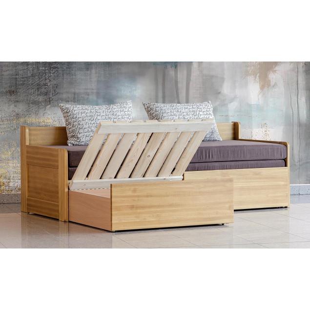 posteľ DUO